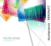 corporate background | Shutterstock .eps vector #98909657