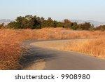 a sunset walk at shoreline park ... | Shutterstock . vector #9908980