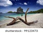 thailand  mu koh angthong... | Shutterstock . vector #99123473