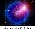 abstract lights background... | Shutterstock . vector #99191243
