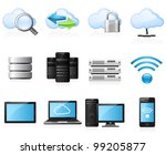 cloud,cloud computing,computer,connection,cyberspace,data,digital tablet,downloading,icon,laptop,lock,magnifying glass,mobile phone,network,padlock