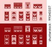 set of speakers. vector version | Shutterstock .eps vector #99340337