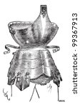 old engraved illustration of...   Shutterstock .eps vector #99367913