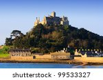 st michael's mount  cornwall  uk