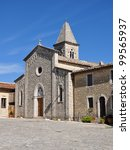 Small Chapel In Umbria  Italy