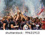 vienna  austria   july 16 team... | Shutterstock . vector #99631913