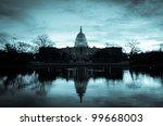 Washington Dc  Capitol Buildin...