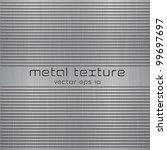 seamless metal texture... | Shutterstock .eps vector #99697697
