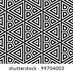 abstract ethnic vector seamless ... | Shutterstock .eps vector #99704003