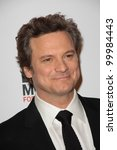Small photo of Colin Firth at AARP Magazine's Movies For Grownups, Beverly Wilshire Hotel, Bevely Hills, CA. 02-07-11