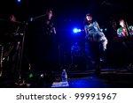 seattle   april 10  ... | Shutterstock . vector #99991967