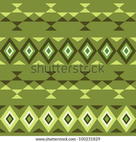 seamless abstract ethnic
