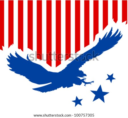 american eagle background