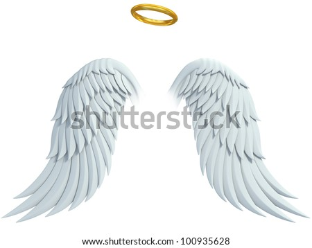 angel design elements   wings