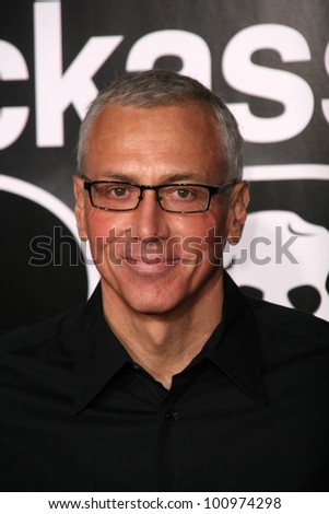 dr  drew pinsky at the premiere