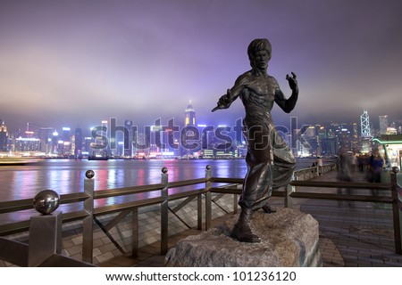 hong kong   april 16  bruce lee