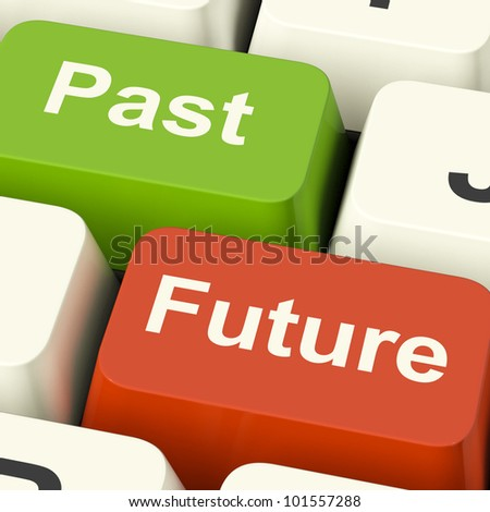 past and future keys shows