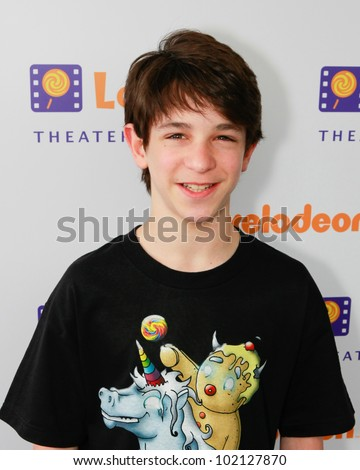 burbank   may 7  zachary gordon