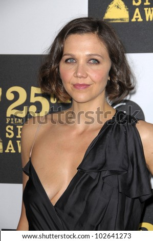 maggie gyllenhaal  at the 25th
