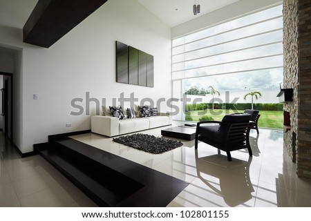 interior design series  modern