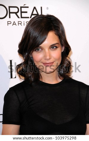katie holmes at the 16th annual