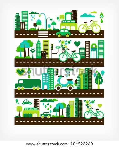 green city   environment and