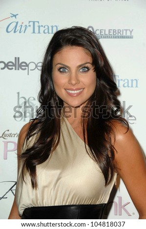 nadia bjorlin at the 9th annual