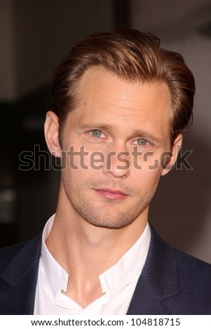 alexander skarsgard at the hbo