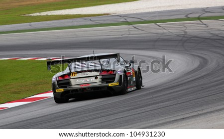 sepang   june 9  the audi r8