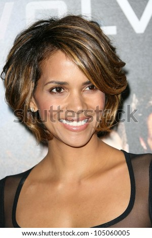 halle berry at the industry