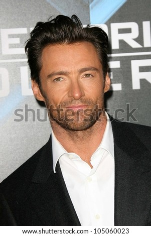 hugh jackman at the industry