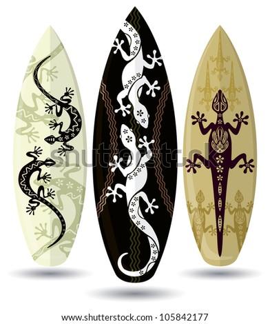 Surf Tattoo Designs