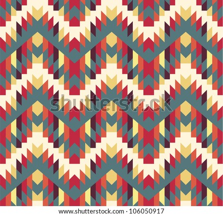 Navajo Clothing Patterns http://www.vectorjunky.com/seamless-navajo-texture/106050917.html