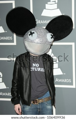 deadmau5 at the 51st annual