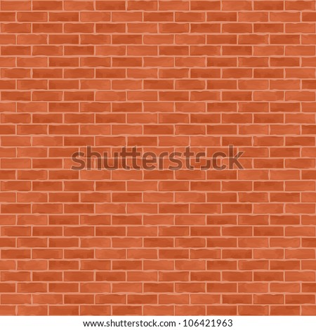 old brick wall  vector eps10