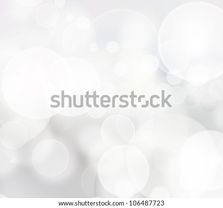 abstract background of white