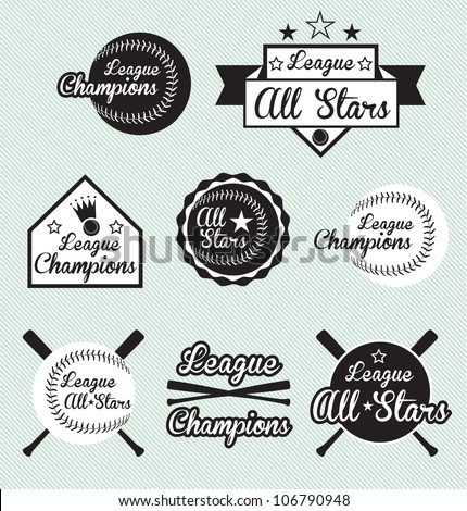 vector set  all star and league