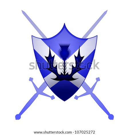 scottish heraldry symbol