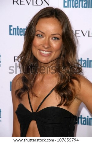 olivia wilde  at entertainment