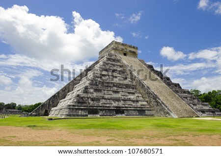 most famous mexican ruins at