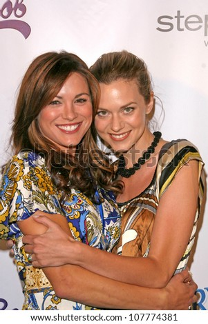 danielle harris and hilarie