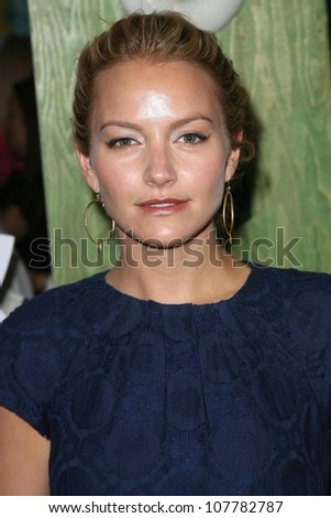 becki newton  at the rogan for