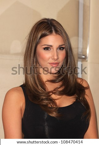 lucy pinder arriving at the