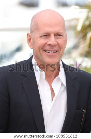 bruce willis at the 'moonrise