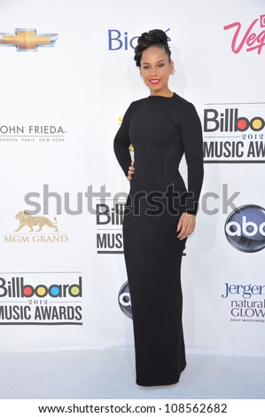 singer alicia keys arrives at