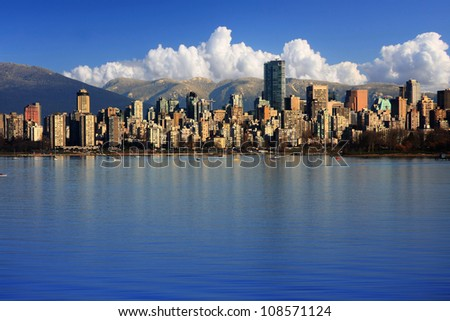 beautiful city of vancouver