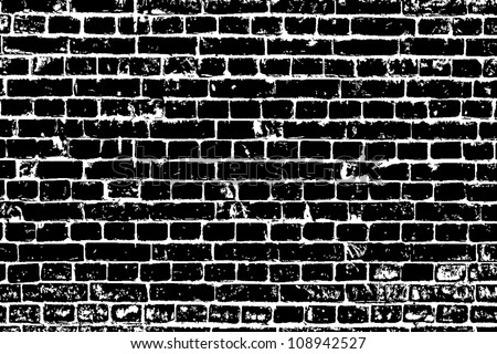 ancient brick wall background