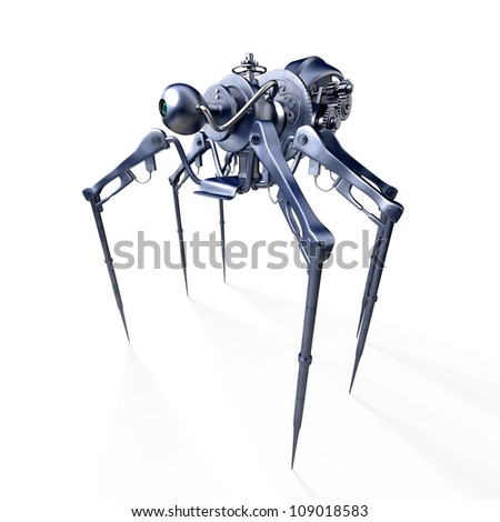 isolated 3d render of steam