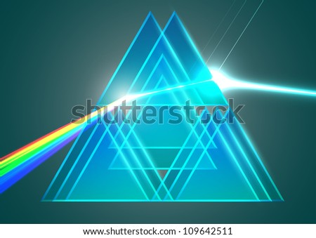 prisms and refraction