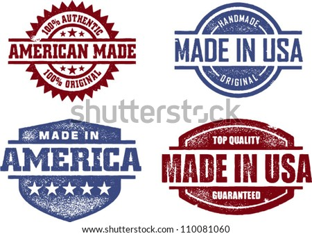 made in usa america original